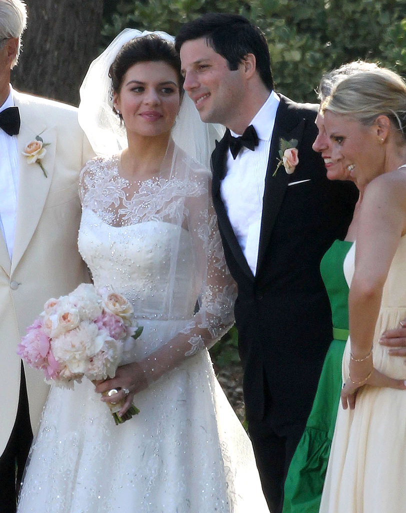 Casey Wilson and David Caspe
