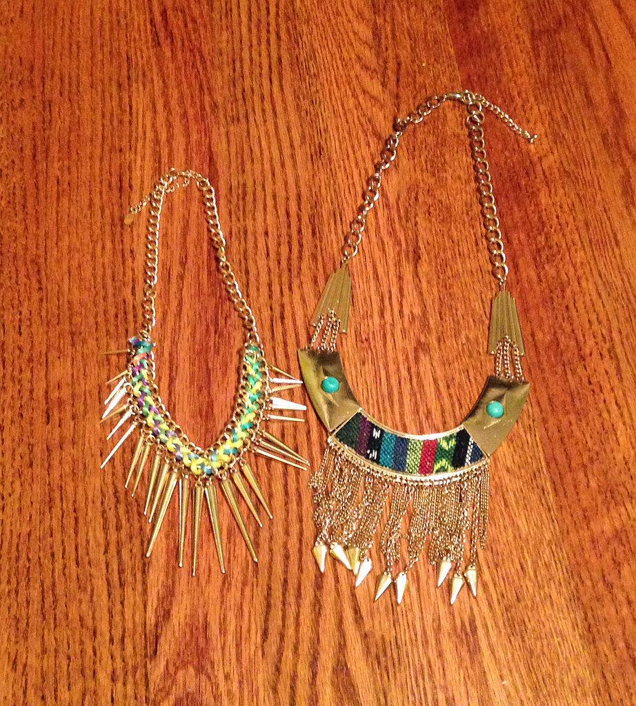 My Statement Necklaces