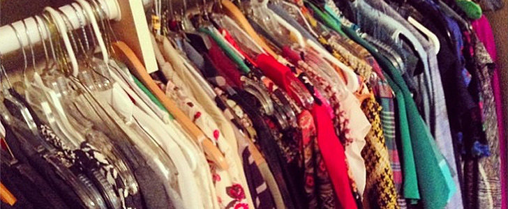 How to Clean Out Your Closet For the New Year — and Then Reward Yourself After