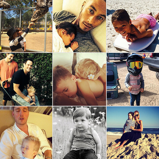 Rachel, Gisele, Tori, and More Shared the Sweetest Snaps of Their Tots This Week!