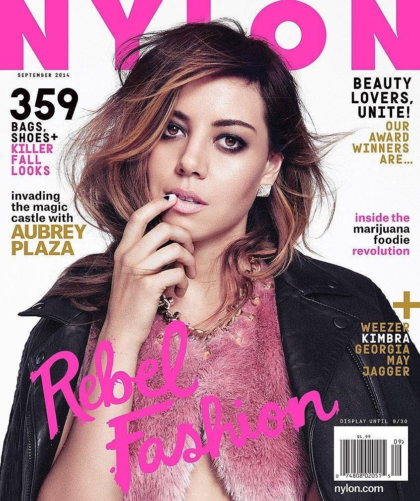 Nylon Magazine September 2014