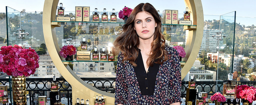 Alexandra Daddario's Go-To Makeup Remover Will Make Your Wallet Happy