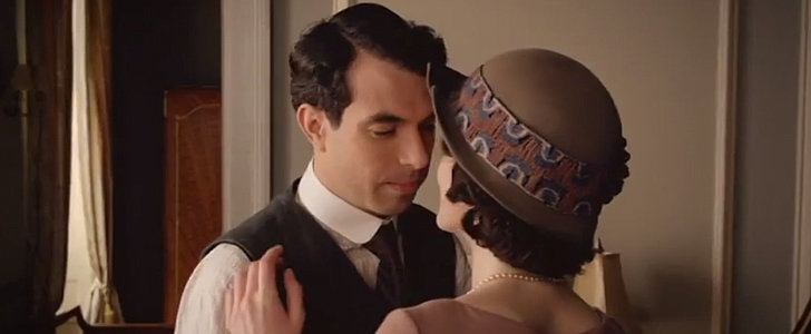 The New Downton Abbey Trailer Raises Some Burning Questions