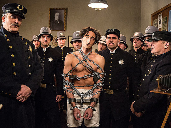 Before He Played Houdini, Adrien Brody Was 'The Amazing Adrien'