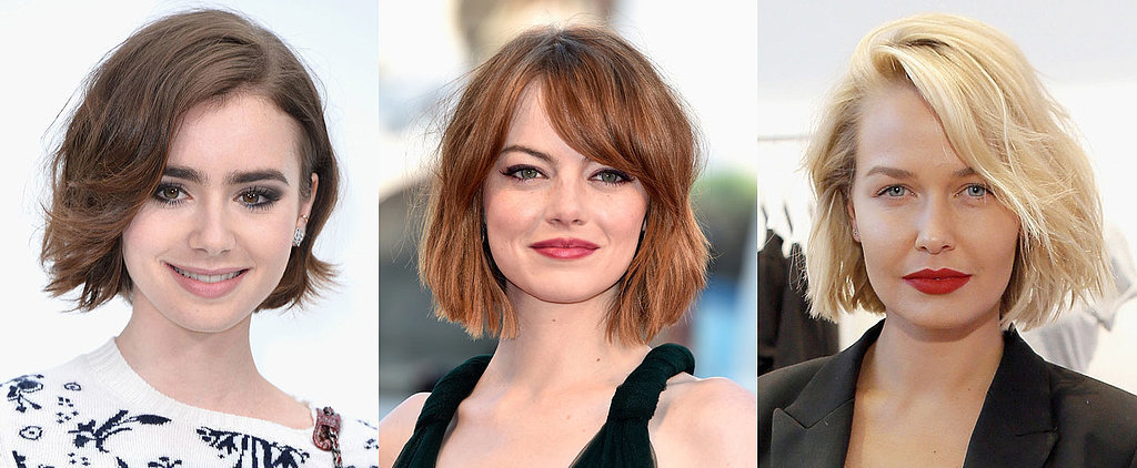 The Secret to Styling Your New Bob
