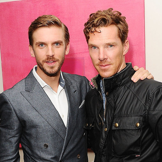 Benedict Cumberbatch And Dan Stevens At The Guest Screening