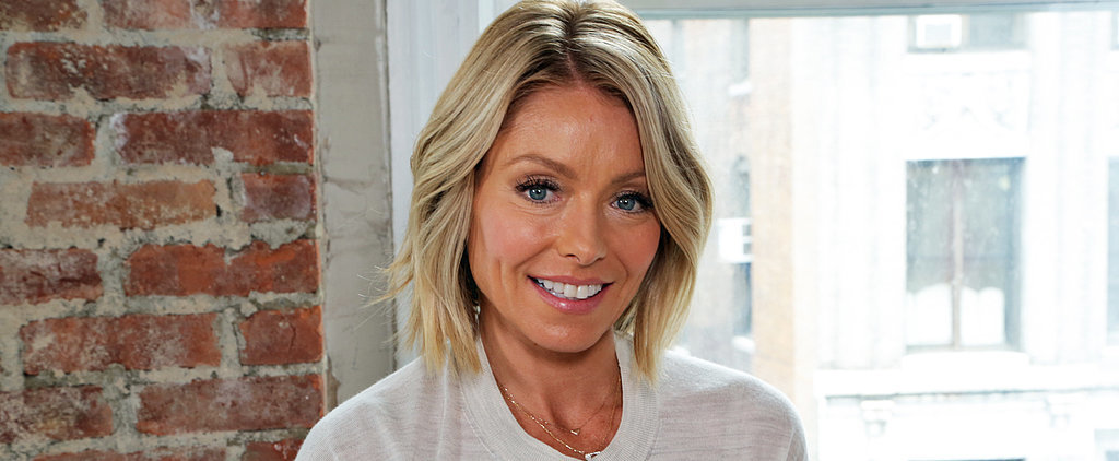 You're Going to Laugh When You Hear Kelly Ripa's Parenting Motto