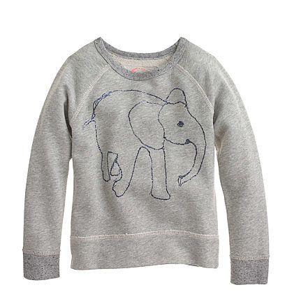 Crewcuts David Sheldrick Wildlife Trust Sweatshirt