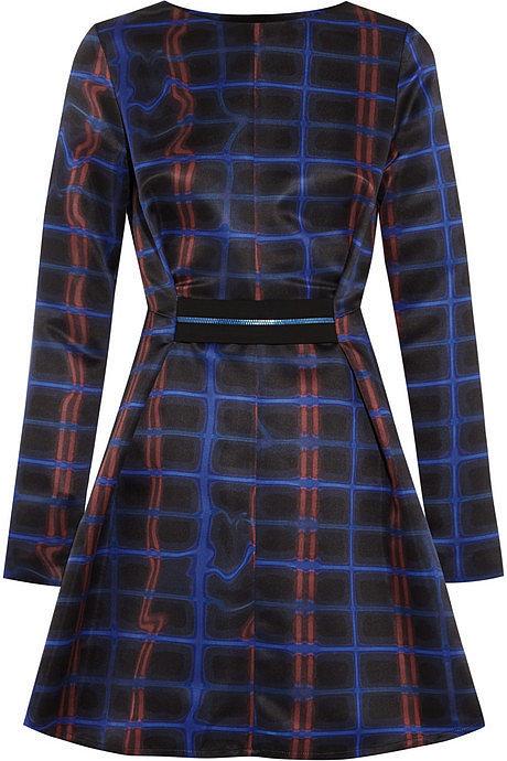 Kenzo Plaid Dress