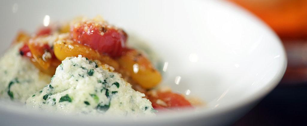 Get the Dish: Scarpetta's Spinach and Ricotta Gnudi
