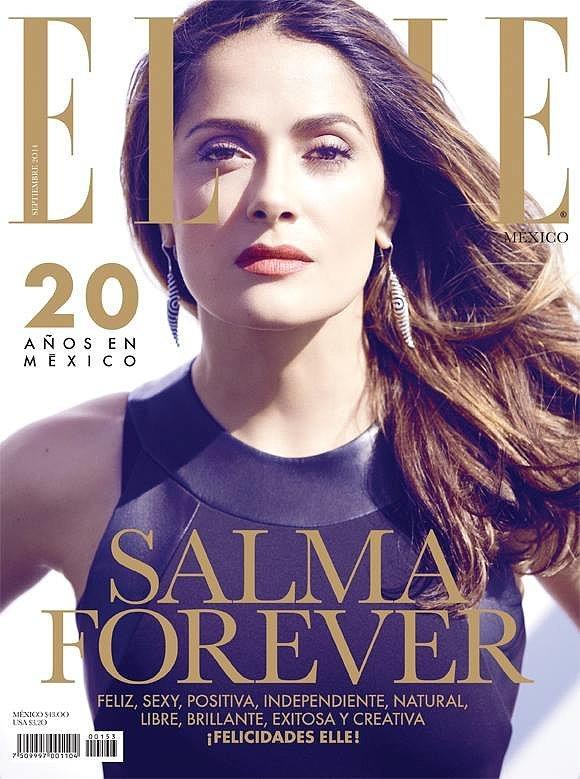 Elle Mexico September 2014