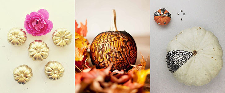 23 Pumpkin-Decorating Ideas That Are Actually Doable!