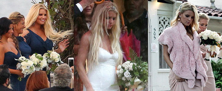 Jessica Simpson May Just Be the Ultimate Celebrity Bridesmaid