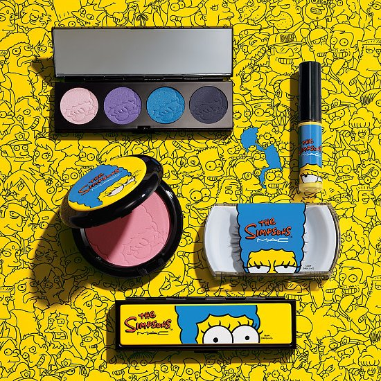 MAC Simpsons Collection Tips