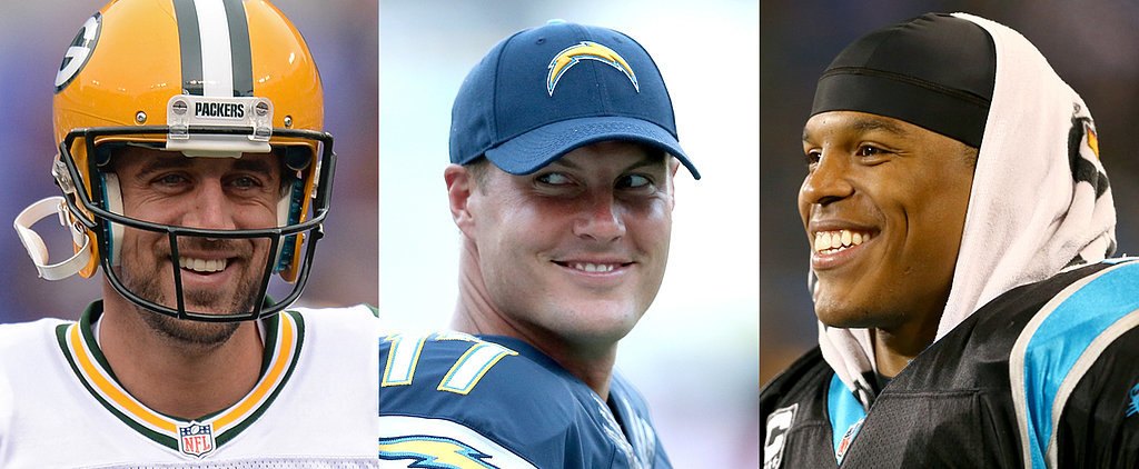 "30 Hot NFL Quarterbacks Who Give New Meaning to ""Fantasy Football"""