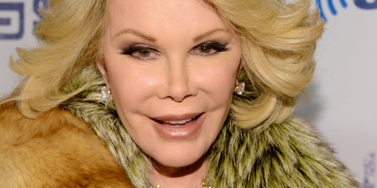 Celebrities Mourn Joan Rivers On Twitter After News Of Her Death
