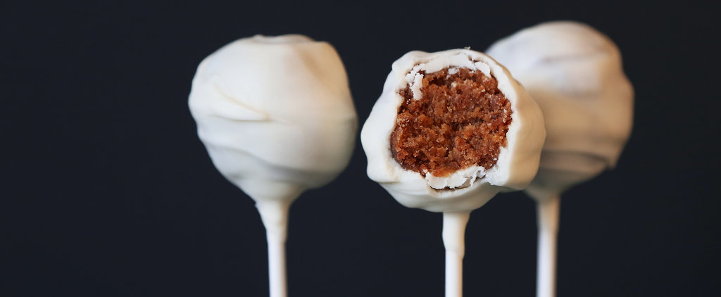 Pumpkin Cake Pops Are the Tastiest Way to Savor the Season