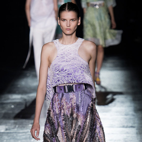 Prabal Gurung Spring 2015 New York Fashion Week Runway Show