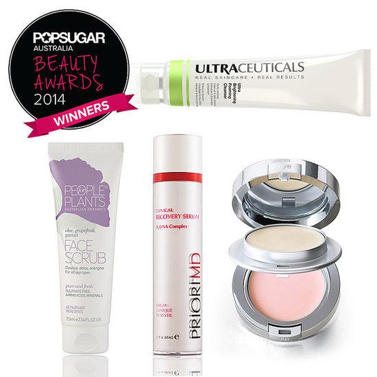 POPSUGAR Australia Beauty Awards 2014: Winning Skin Products