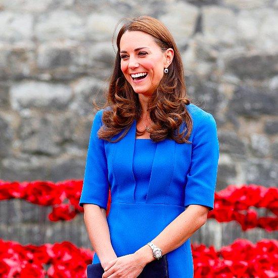 Kate Middleton Pregnant | Best Pregnancy Hair Looks
