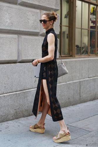 NYFW Street Style Day 4