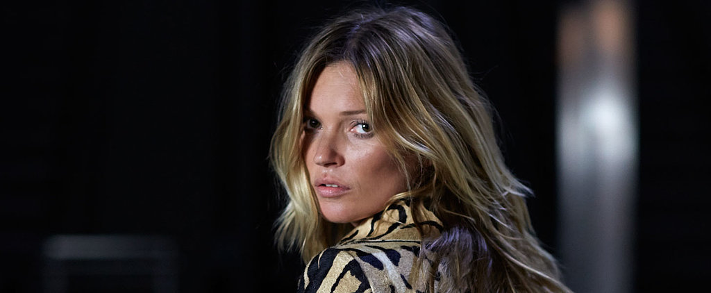 Kate Moss Is Gucci's Leading Lady — IRL, Too