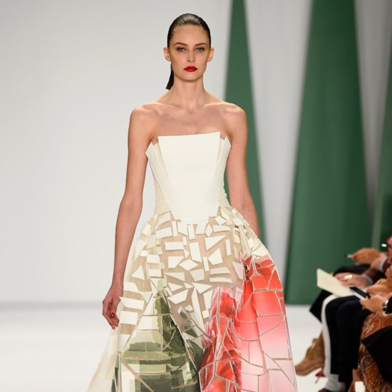 Carolina Herrera Spring 2015 Show   New York Fashion Week
