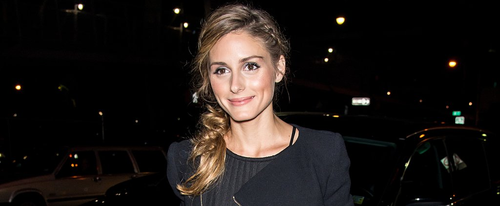 Olivia Palermo Is Already Rocking Spring's Hottest Braid Trend