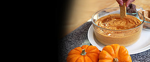 No Fall Party Is Complete Without Pumpkin Pie Dip