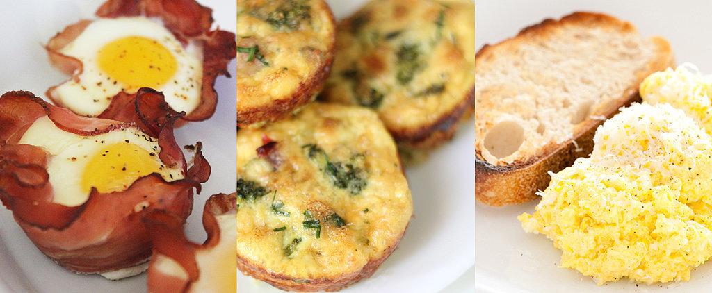 POPSUGAR Shout Out: Egg-cellent, Easy Breakfast Recipes