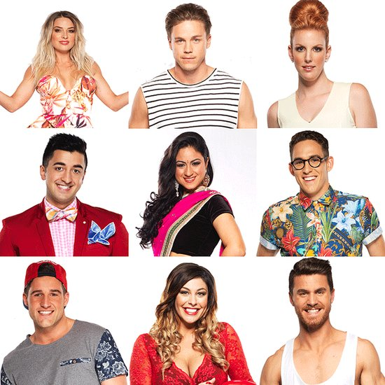 Meet The Big Brother Australia Housemates 2014