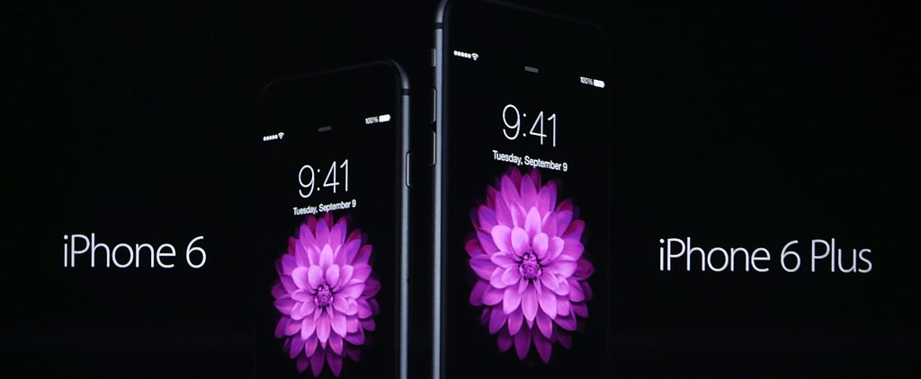 Here Are the Two New iPhones!