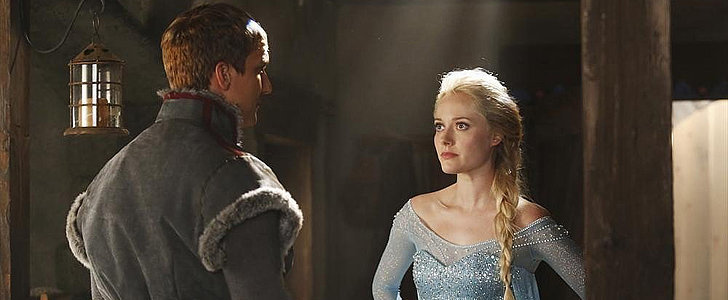 The Trailer For Once Upon a Time's New Season Has Even More Frozen!
