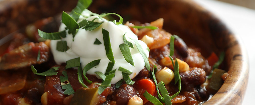 Slow-Cook Your Way to Vegetarian Chili