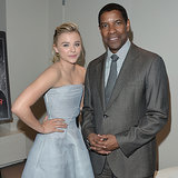 Chloe Moretz and Denzel Washington Interview | The Equalizer