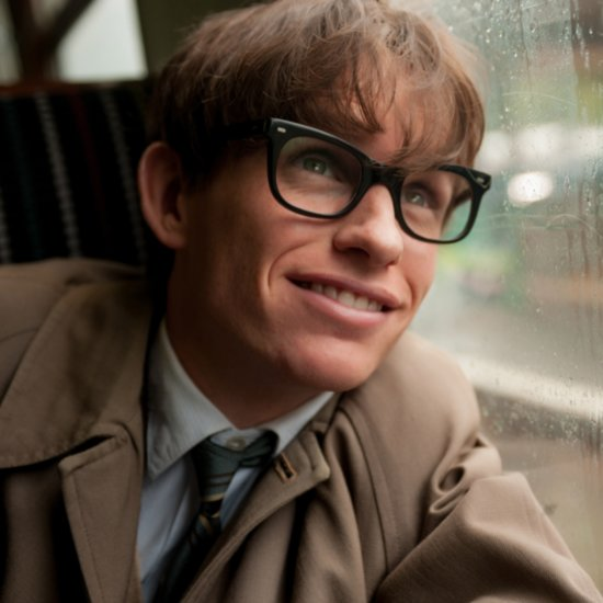 Eddie Redmayne in The Theory of Everything Review