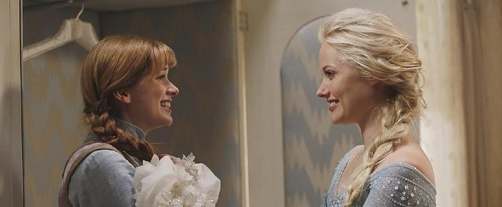 More Pictures of Frozen on Once Upon a Time Are Here!