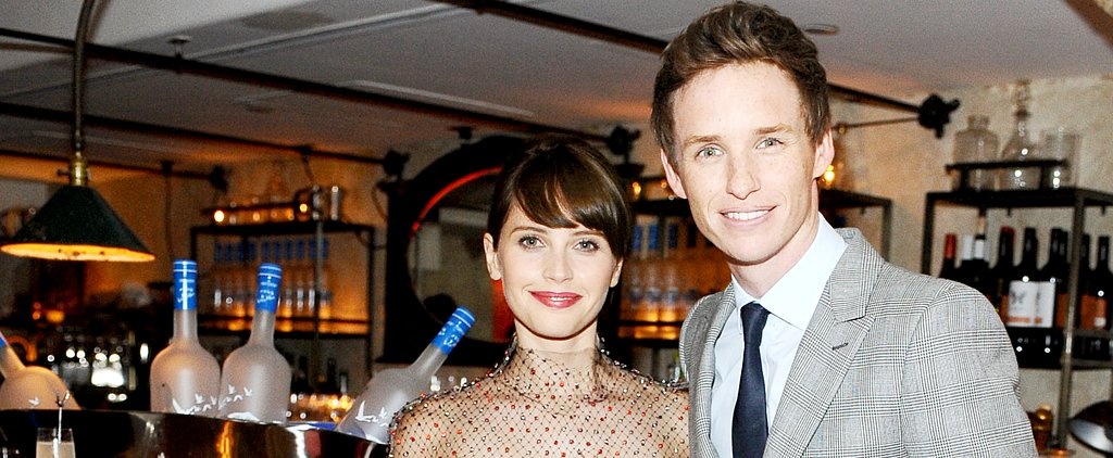 Eddie Redmayne and Felicity Jones Are the Year's Best Onscreen Couple