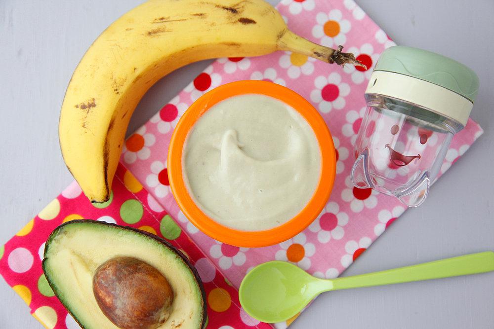 Banana Avocado Mousse