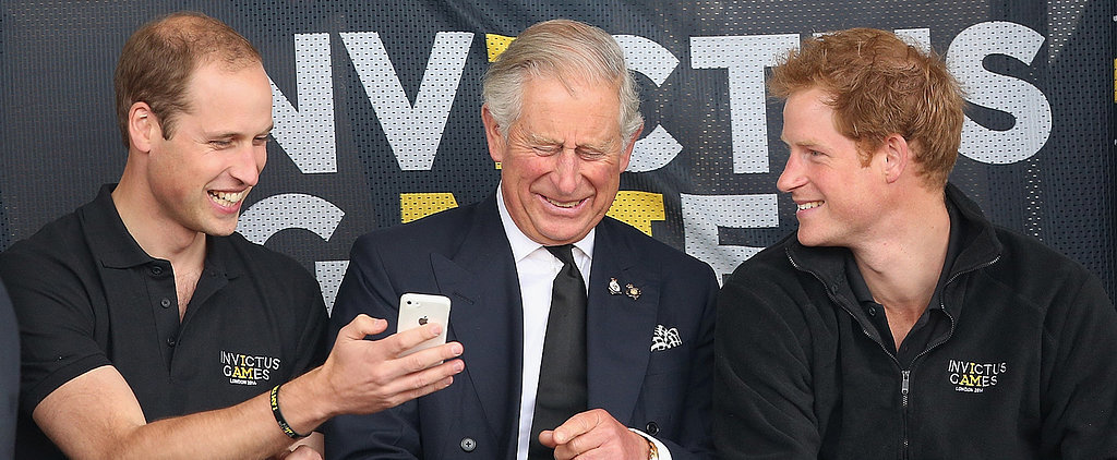 What the Heck Is on Prince William's Phone?