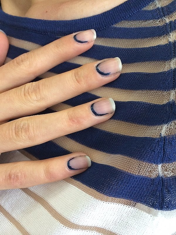 Trend & Styling: NAILS SPRING 2015