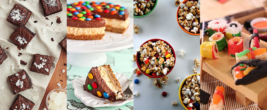 23 Brilliant Ways to Use Up Your Leftover Halloween Candy Stash