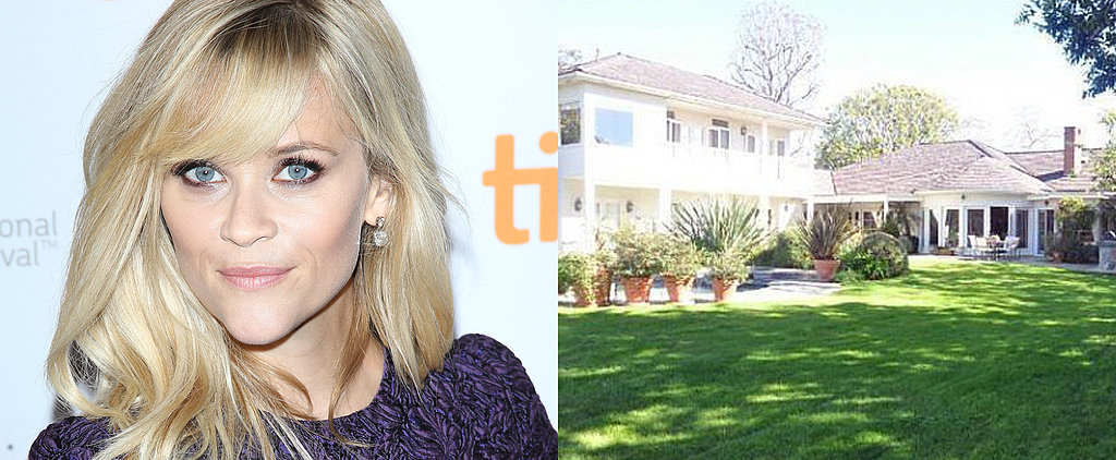 POPSUGAR Shout Out: Go Inside Reese Witherspoon's New Home!