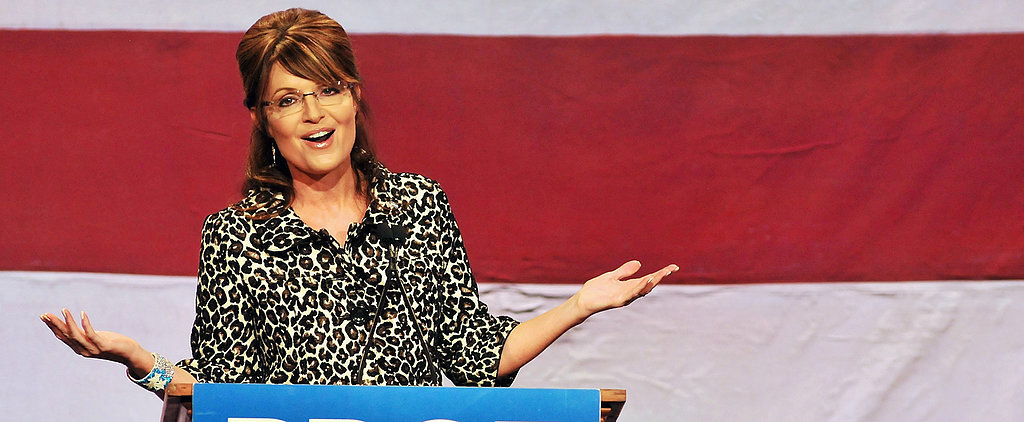 Sarah Palin and Her Family Were Reportedly Involved in an Epic Fight