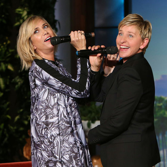 Kristen Wiig And Ellen Sing Let It Go; Bridesmaids Sequel