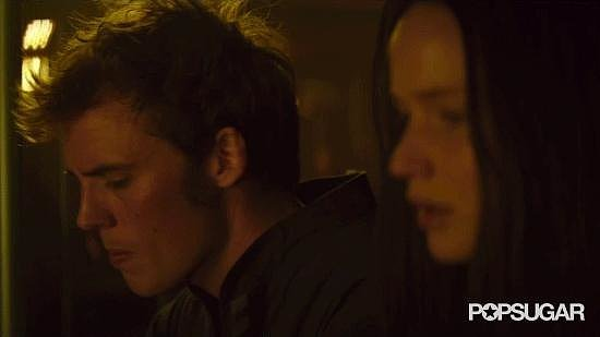 A Very Concerned Finnick