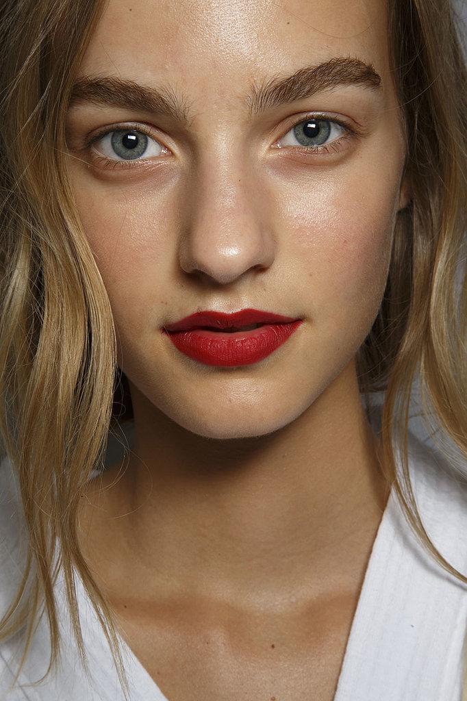 Spring 2015 London Fashion Week Runway Beauty, Hair ...