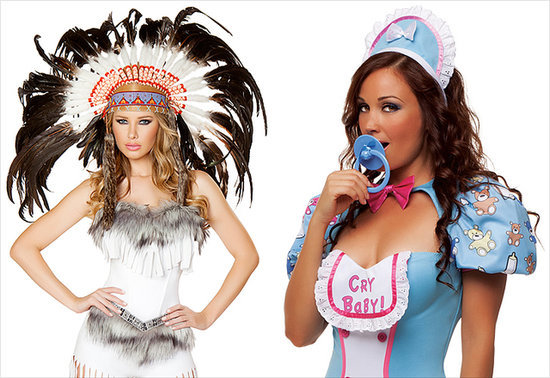 51 Halloween Costumes That Should Never Be Sexy