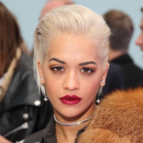 Celebrity Hair and Makeup at Fashion Week Spring 2015