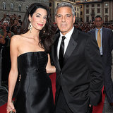 George Clooney and Amal Alamuddin's Wedding Plans